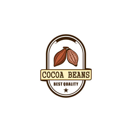 chocolate logo which looks very tasty and still fresh