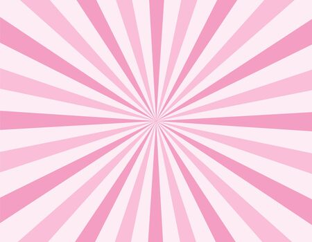 Abstract light Pink rays background. Stock Photo