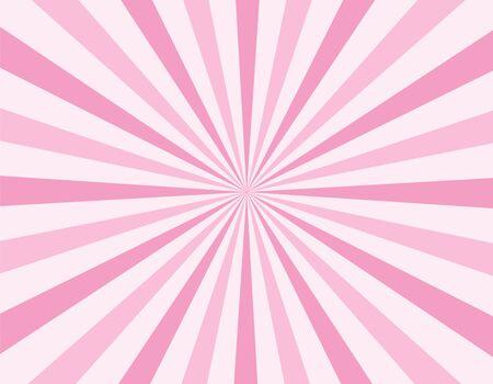 Abstract light Pink rays background. Фото со стока