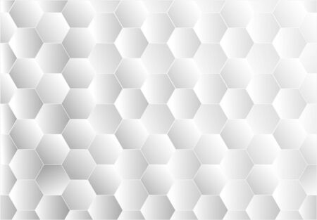 white crumpled paper with geometric pattern