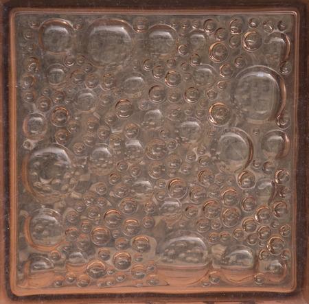 glass block: glass block details