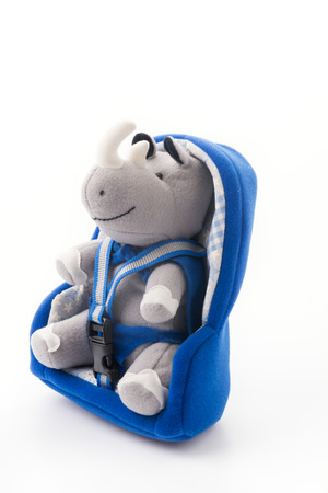 Baby car seat for child photo