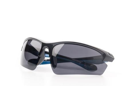 sunglasses isolated: sunglasses isolated on white background Stock Photo