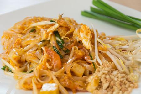 padthai: Thai style noodles or padthai