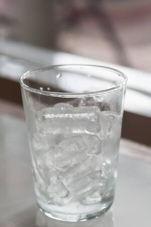 ices: Glass with ices