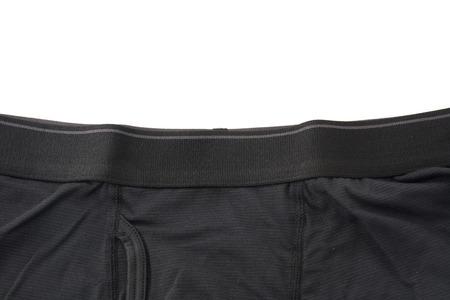 single man: men underwear isolated on white background : texture detail