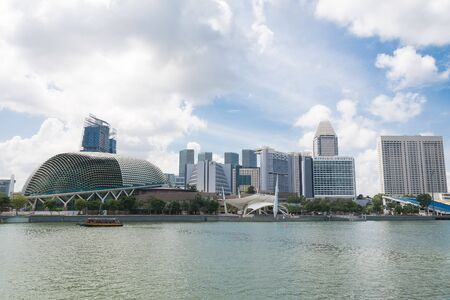 city scape: Singapore - Jul 15 2015,Singapore city scape