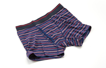 man underwear: men underwear on white background
