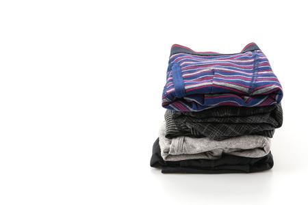 underwear: men underwear on white background