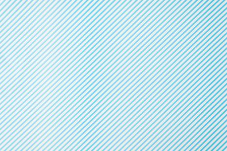 背景の青と白の線のパターン 写真素材