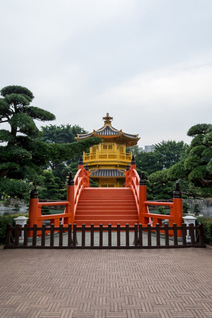 lian: Nan Lian Garden,This is a government public park,situated at Diamond hill,Kowloon,Hong Kong