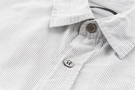 Close-up of a dress shirt Stock Photo