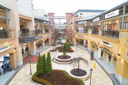 introduced: Paju-si, South Korea Mar 5 2016 : Paju Premium Outlets is the second luxury premium outlet introduced in Korea