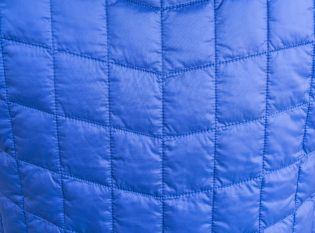 wind down: jacket texture for background Stock Photo