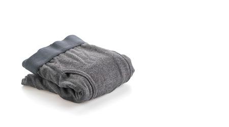 long johns: Long underwear,  long johns on white background