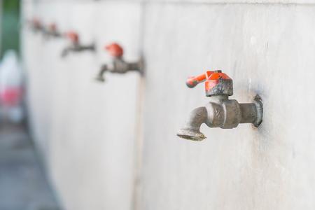 faucet water: Faucet water