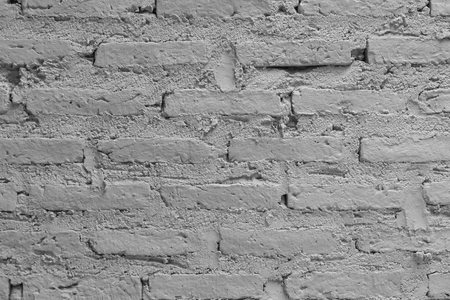 empty space: empty grey brick background with copy space Stock Photo