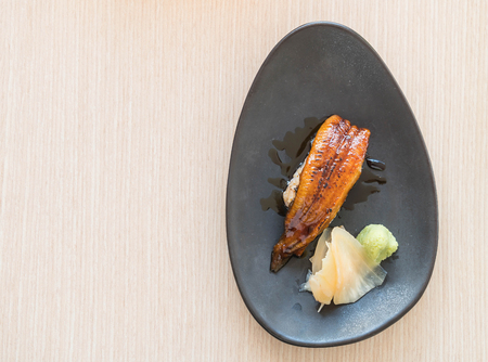 susi: Eel sushi rice - japanese food