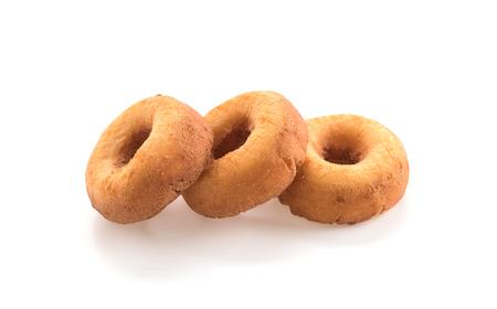 donut on white background Stock Photo