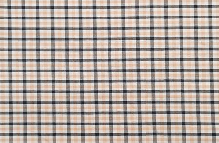 grey pattern: Traditional Scottish grey tartan pattern for background Stock Photo