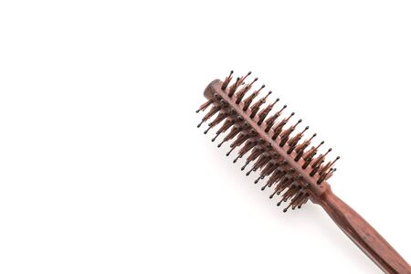 comb hair: comb for hair isolated on white background