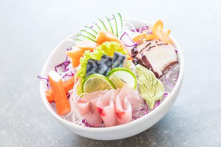 gemischter Sashimi set - Japanisch-Stil