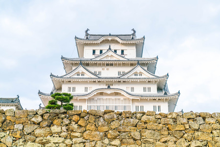 unesco: Beautiful Architecture Himeji Castle in Hyogo Prefecture, Japan, UNESCO World Heritage