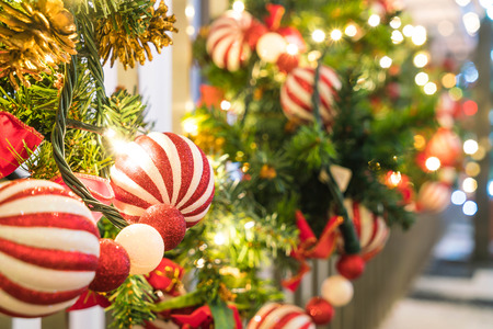 Selective focus point - Extensive series of holiday shots with a variety of props and backgrounds. Stock Photo