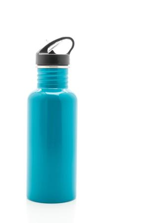 Bottle Vacuum on white background