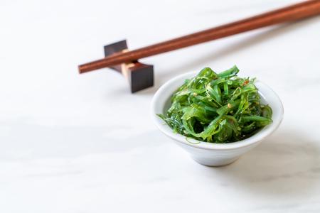 seaweed salad -Japanese food style
