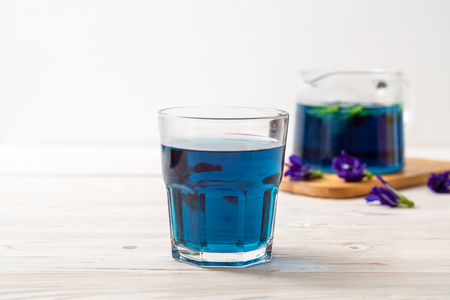 butterfly pea juice - Healthy Drink