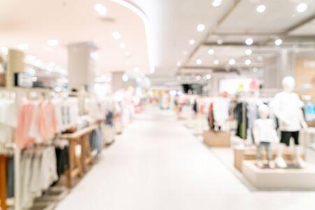 centro commerciale sfocato astratto per lo sfondo