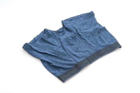blue men underwear isolated on white background Stock Photo