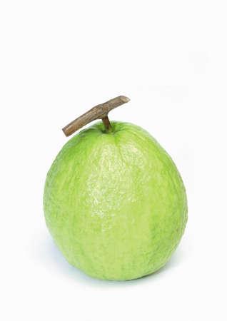 Close-up of a guava