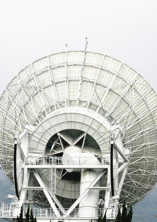 antena parabolica: Detalle de una antena