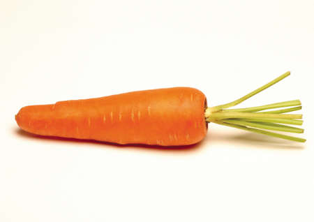 Close-up of a carrot
