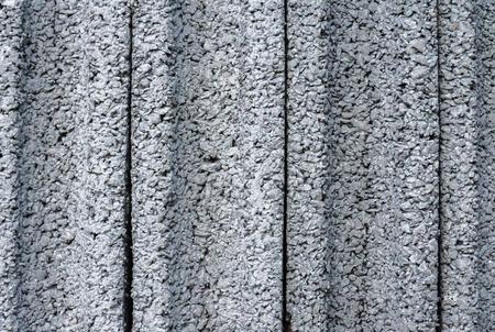 bloque de hormigon: muro de bloques de hormig�n Foto de archivo