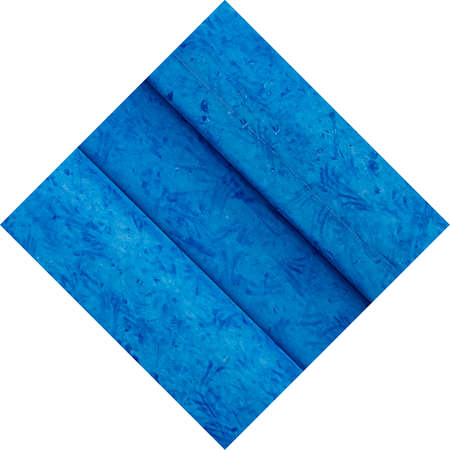 roof texture: Blue roof texture Stock Photo
