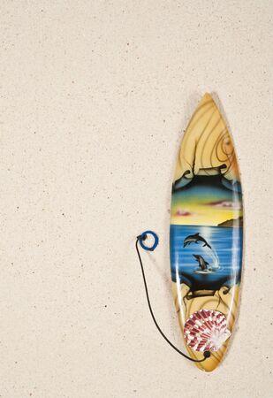 Placa de surf  Foto de archivo