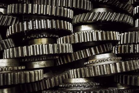 stack of gearwheel