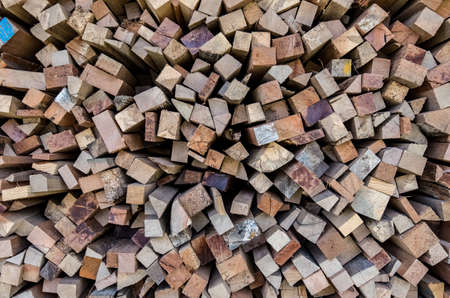 Firewood stick background