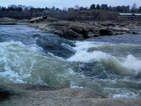 River Rapids Stock fotó - 91698515