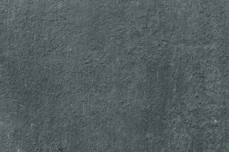 Oxford gray dyed old wood background. Trendy colour painted old texture. Copy space, empty place for text Stock Photo