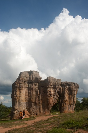 atmospheric: Mohinkhao is stonehenge of Thailand
