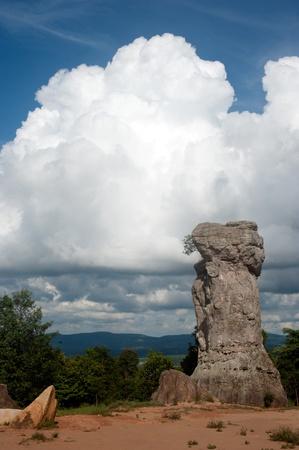 atmospheric phenomena: Mohinkhao is stonehenge of Thailand