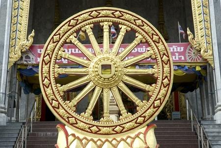 dhamma: Wheel of Dhamma , Symbol of Buddhism
