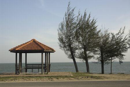 pavillion: Beach Pavillion