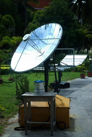 Solar cell for water   photo