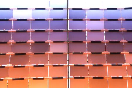 Multicolor masaic glass texture  photo