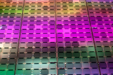 Multicolor masaic glass texture  photo